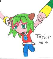 Taylor, the Amy x Cosmo son by cmara