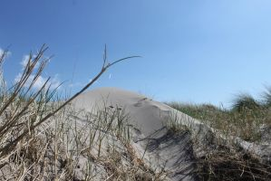 Free Sand Dune Wallpaper HD by TheArtFrog
