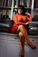 Velma  ver 2.0 by Envyus-cosplayer