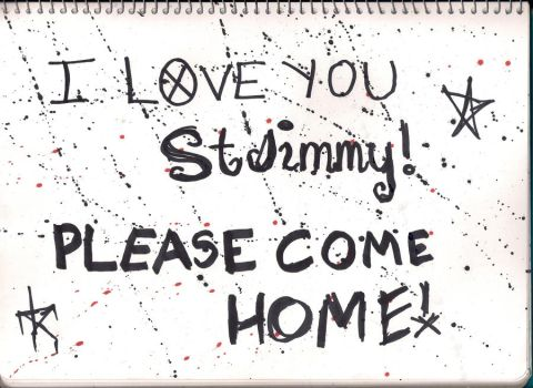 St Jimmy come home by REBEL--love