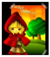 Little Red Riding Hood by reynante