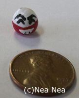 Electrode charm by ElectricDinoSaur
