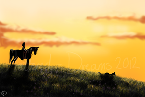 Horizon by Tattered-Dreams