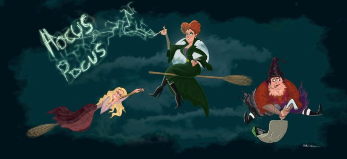 Hocus Pocus by MiketheMike