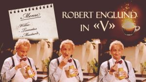 Robert Englund in Visitors by Anthony258
