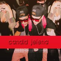 Candid Jelena 2 by FlyWithMeBieber