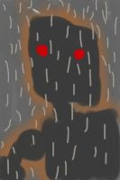 Standing in the rain by pud3ld3st0d3s