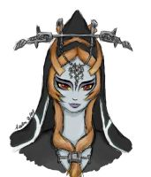 Twilight Princess SPOILER by Aselea