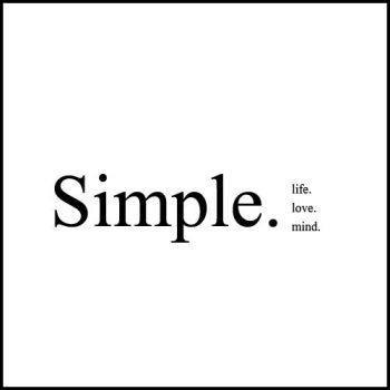 Simple. by Azzour