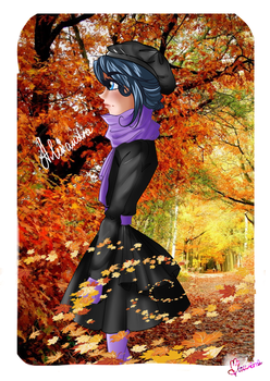 Autumn by VoodooDoll10