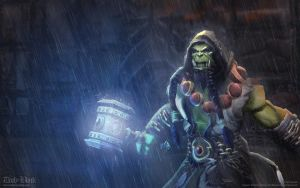 Thrall's Defiance by ChrisHanel