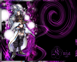 Kuja wallpaper by abyssmaltempest