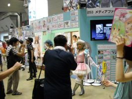 Last year's comic market 1 by fujihayabusa