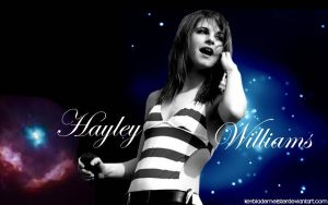 Hayley Williams - Stars WP2 by KeybladeMeister