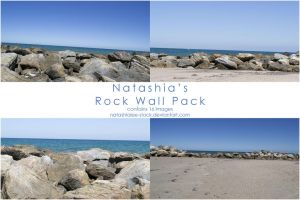 Rock Wall Pack by natashialee-stock