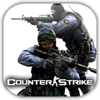 Counter Strike Game Icon by Wolfangraul