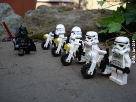 Inspect the new bike squad by reiner67