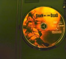 Dawn of the Dead DVD by Gingersnap87