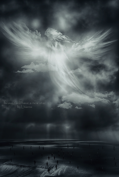Heaven Will Have A New Star by Lhianne