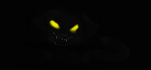 rRequest: Blackcat, -Bump in the night of Oct. by Moracalle