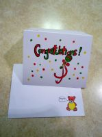9 8 2013 Baby Card by MyThoughtsAreDeep
