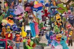 Sesame Street tribute by joelosito