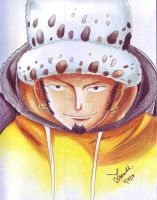 Trafalgar Law by Meroty