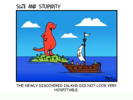 Island by Size-And-Stupidity