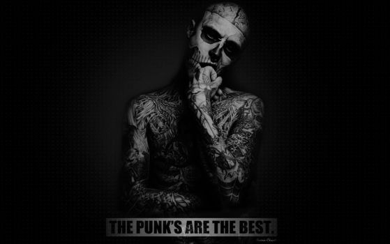 Punk's are the best by Kathyloves