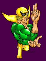 Iron Fist by Kenji-Seay