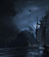 A Perilous Journey North by Athdil