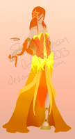Lady of the Sun [Closed] by Oakfur422
