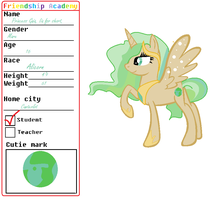 ID Card for Gaia, JUST FOR FA!!!!!! by anything-but-good