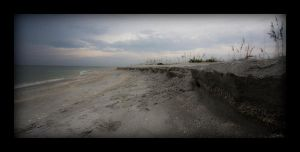 Cloudy Beach by wolmers