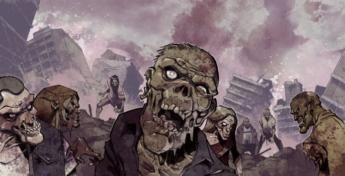 More Zombies by nelsondaniel