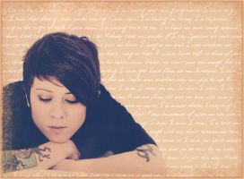 The Writings on Tegan's Wall by MsNJS