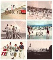 thanks boys by onedirectionislife