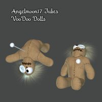 Angelmoon17 VooDoo Doll Tubes by AngelMoon17