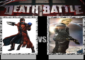 Death Battle! - Starlord vs Caine Wise by Caharvey