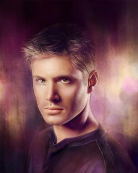 Jensen Ackles by Puppet-Girl86