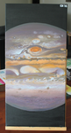 Jupiter Canvas by IslandWriter