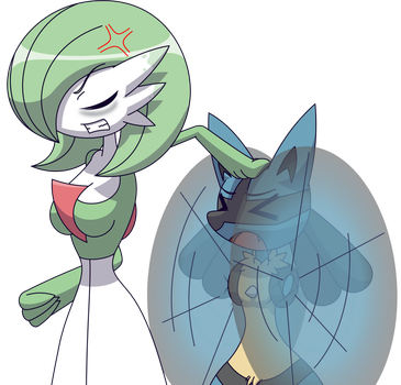Fight Me! Please! by Zacatron94