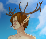 Stag by H-SWilliams