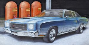 1970 Monte Carlo by PPLBLISS