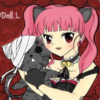 Cat Girl.. ! by DollLouise