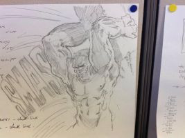 Office doodle by aminamat