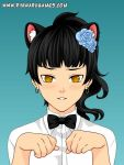 Not Maid Outfit But Cat Ears by IdiotWriter