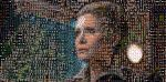 General Leia Solo Photomosaic by Elephant883
