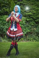 Akb0048 Sono Chieri cosplay test by Elfsire