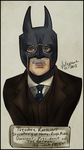 REQUEST: President Batman Roosevelt by Velexane